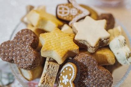 Ciasta, ciasteczka, ciastka nadziewane — metody produkcji