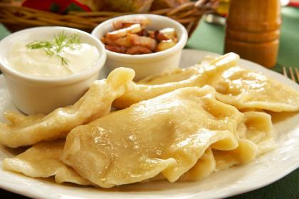 Pierogi - tradycyjne polskie danie
